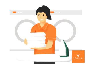 Giặt ủi tại quận 5 với bTaskee có giá cả minh bạch và rõ ràng