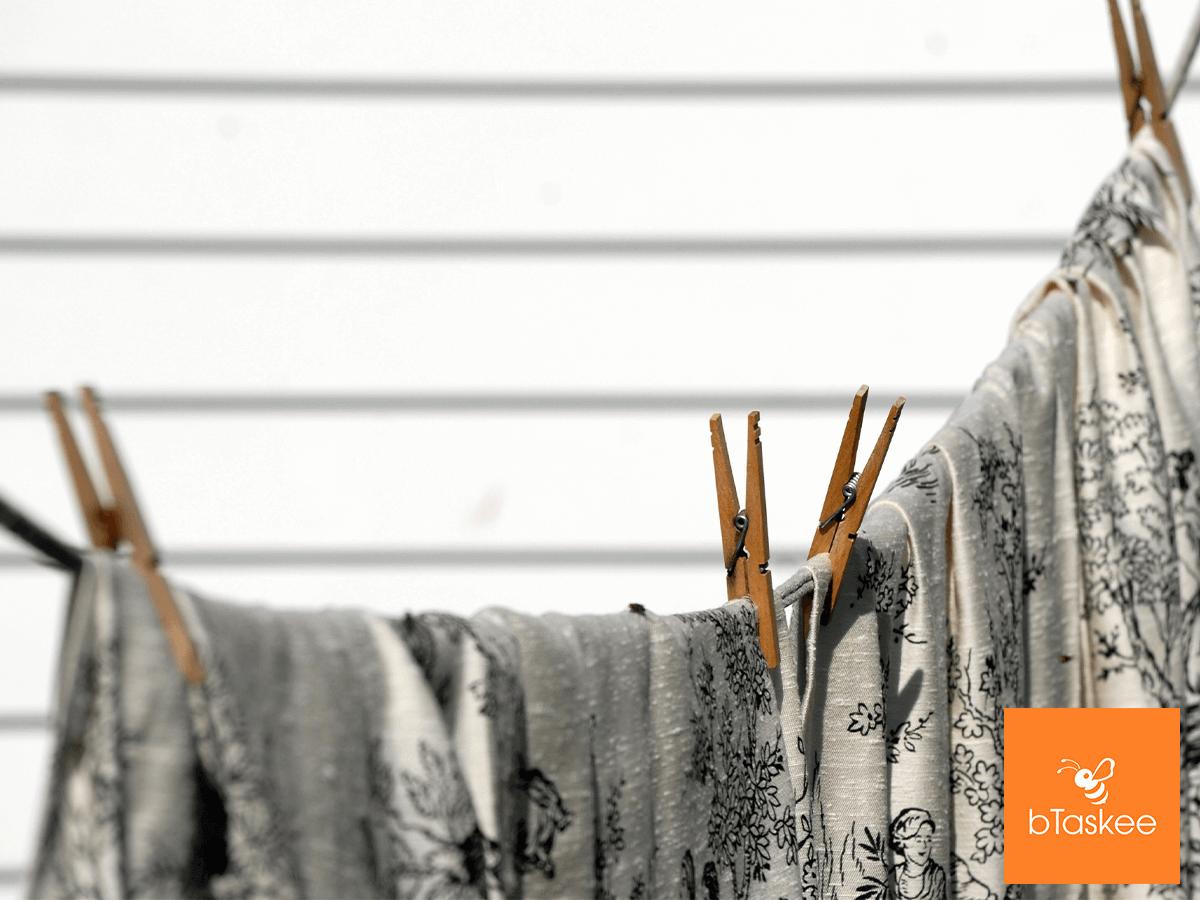 Giặt chăn màn với giặt ủi quận Hoàn Kiếm