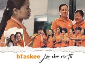 btaskee - lựa chọn của tôi