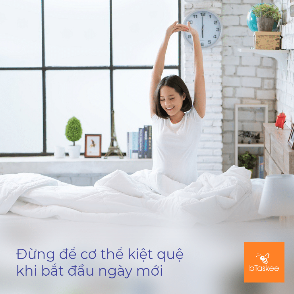 giúp việc nhà theo giờ giúp bạn có nhiều thời gian hơn