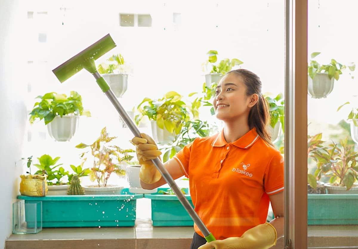 Home cleaning service thai lan