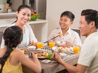 thêm hạnh phúc cùng bữa cơm từ bTaskee