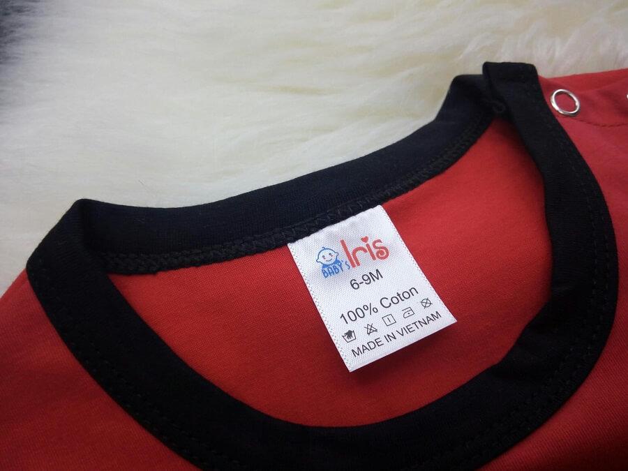 Cần đọc trước những lưu ý trên nhãn mác quần áo trước khi giặt