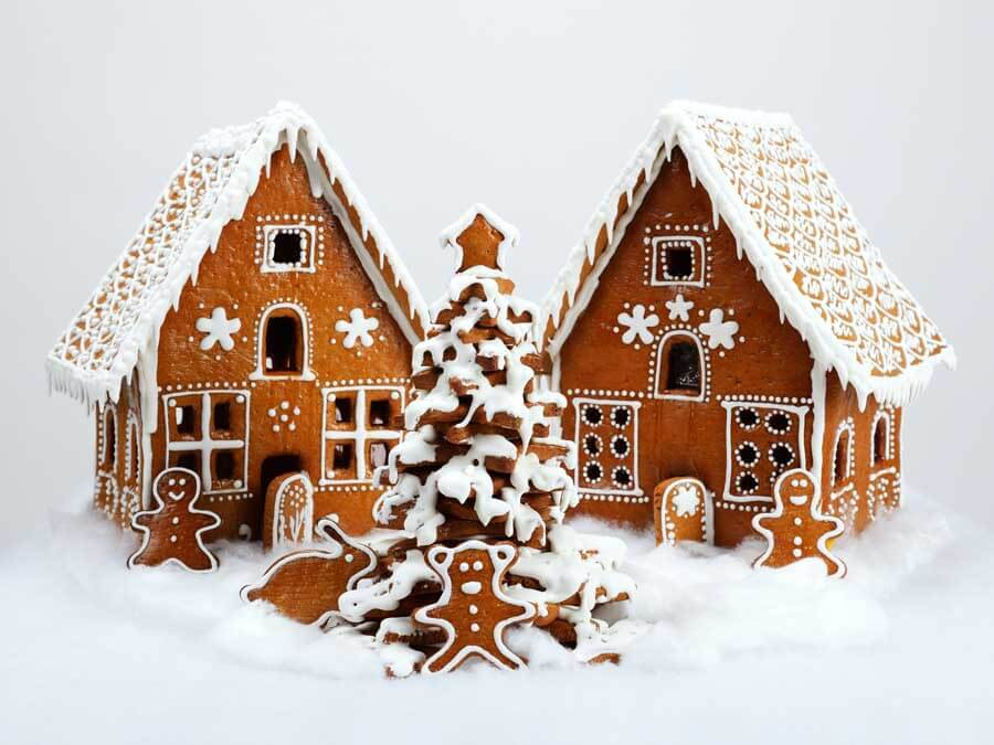 bánh gừng giáng sinh