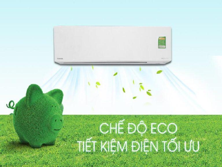 chế độ eco máy lạnh