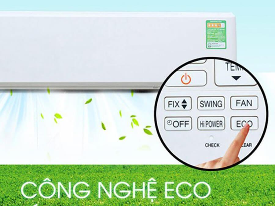 công nghệ eco