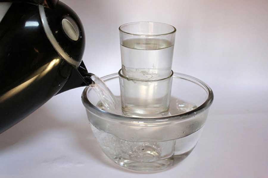cách tách ly thủy tinh