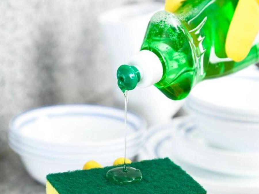 nước rửa chén