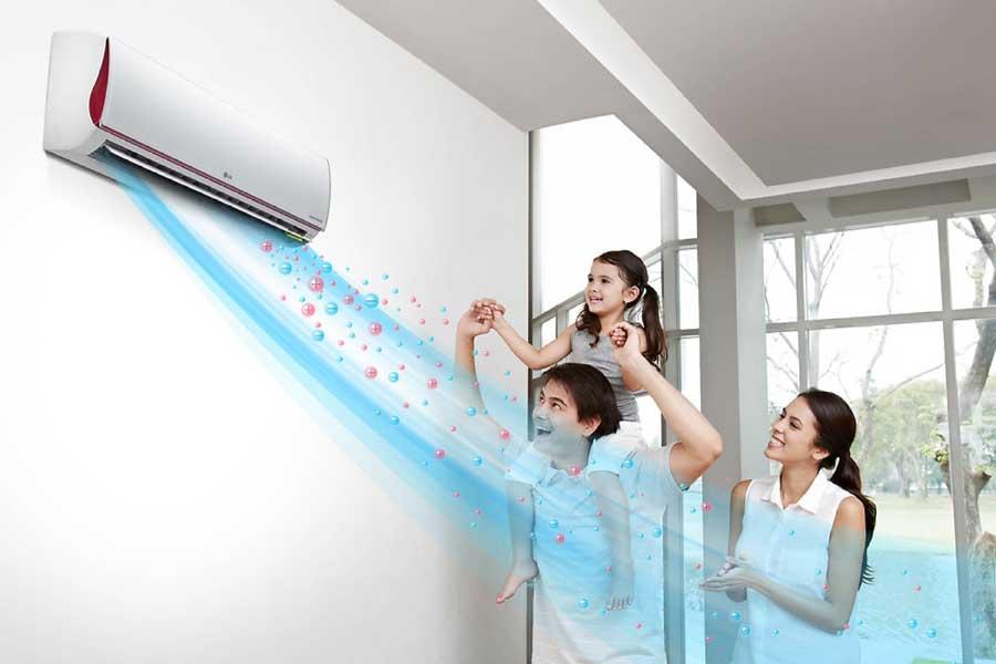 máy lạnh gia đình
