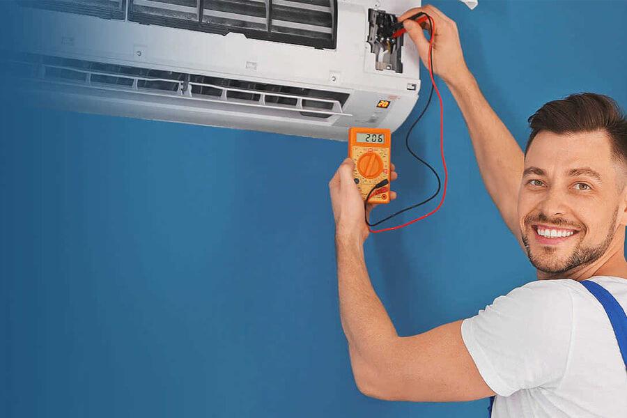 thợ chuyên vệ sinh máy lạnh