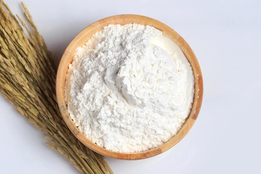 bột mì bôt gạo