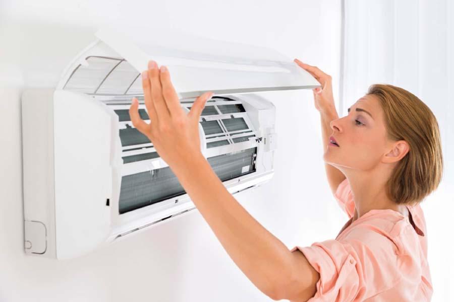 cách nhận biết máy lạnh bị xì gas