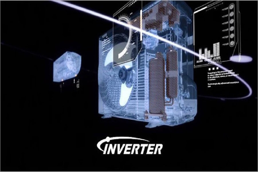 cấu trúc công nghệ inverter