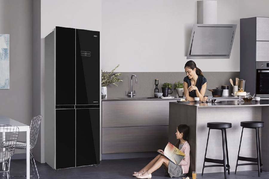 đặt tủ lạnh đúng vị trí