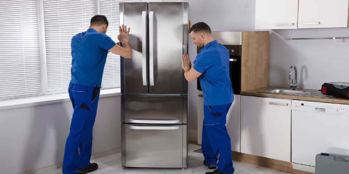 di chuyển tủ lạnh