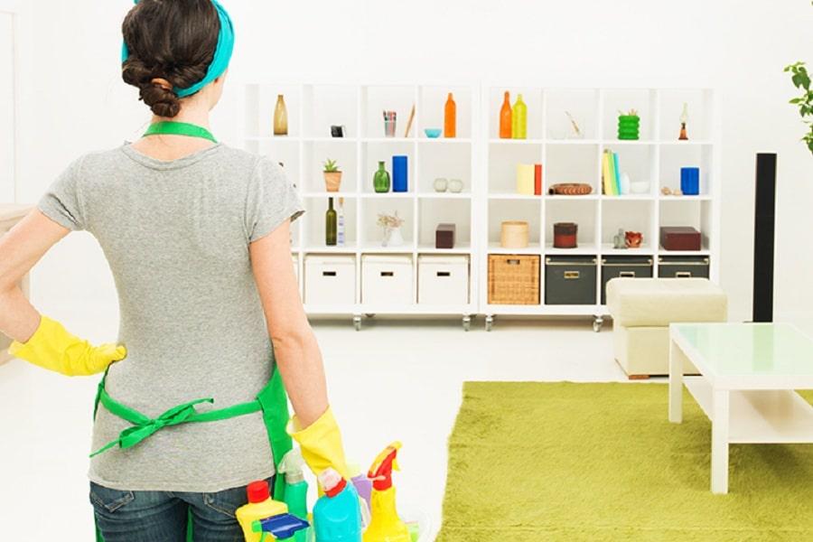 dọn dẹp nhà