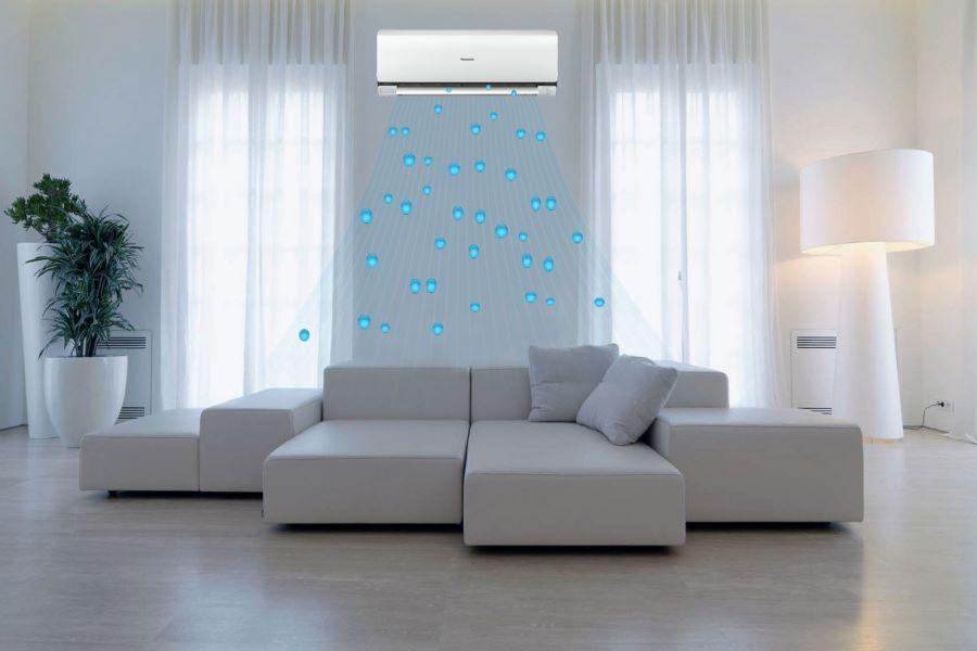 máy lạnh phòng khách