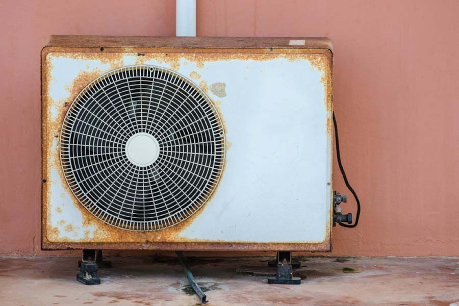 máy lạnh cũ