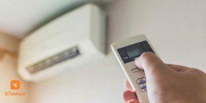 nhiệt độ máy lạnh