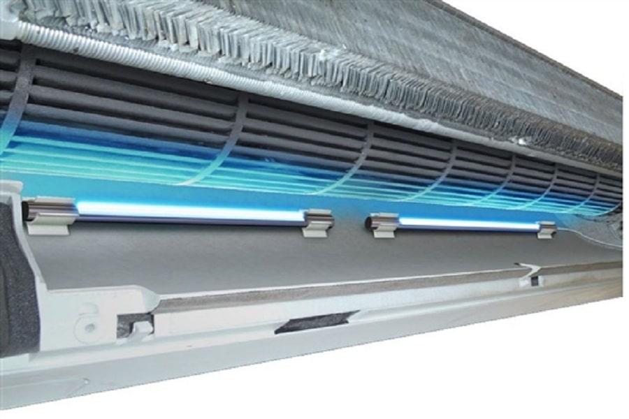 quạt dàn lạnh bị hỏng làm máy lạnh không mát
