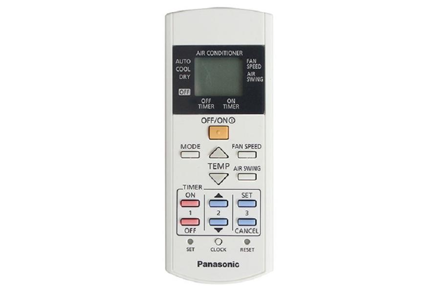 remote máy lạnh Panasonic