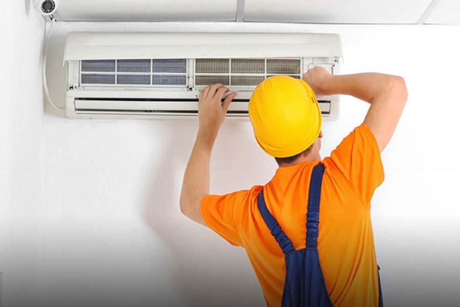 sửa máy lạnh không mở cánh gió