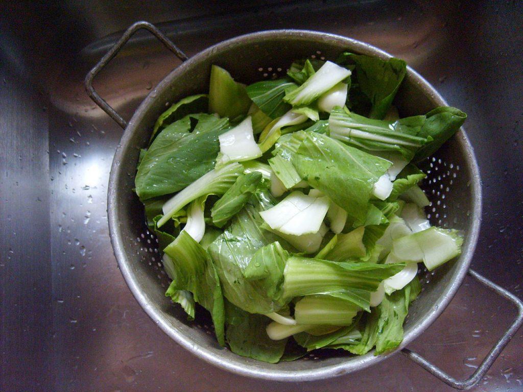 ล้างผัก