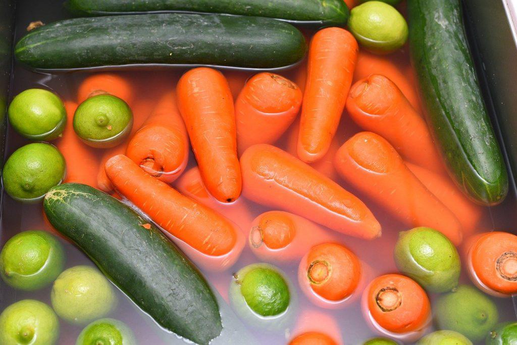 วิธีล้างผัก