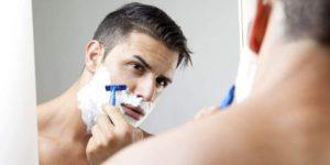 cách vệ sinh dao cạo râu đúng cách