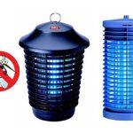 cách vệ sinh đèn bắt muỗi