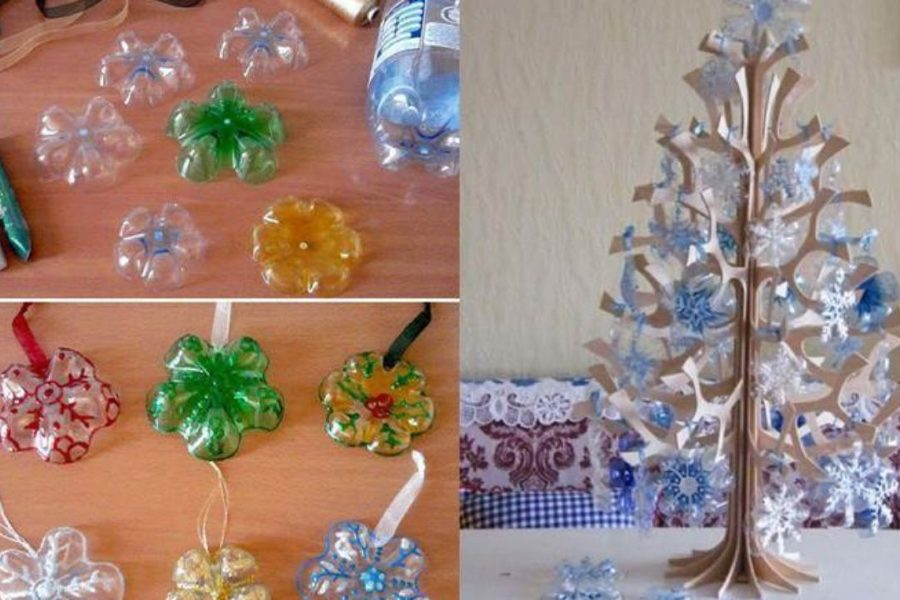 Nhiều ý tưởng tái chế chai nhựaNhiều ý tưởng tái chế chai nhựa
