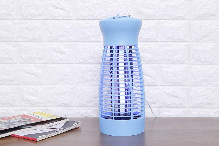 đèn bắt muỗi hiệu quả trong không gian phòng
