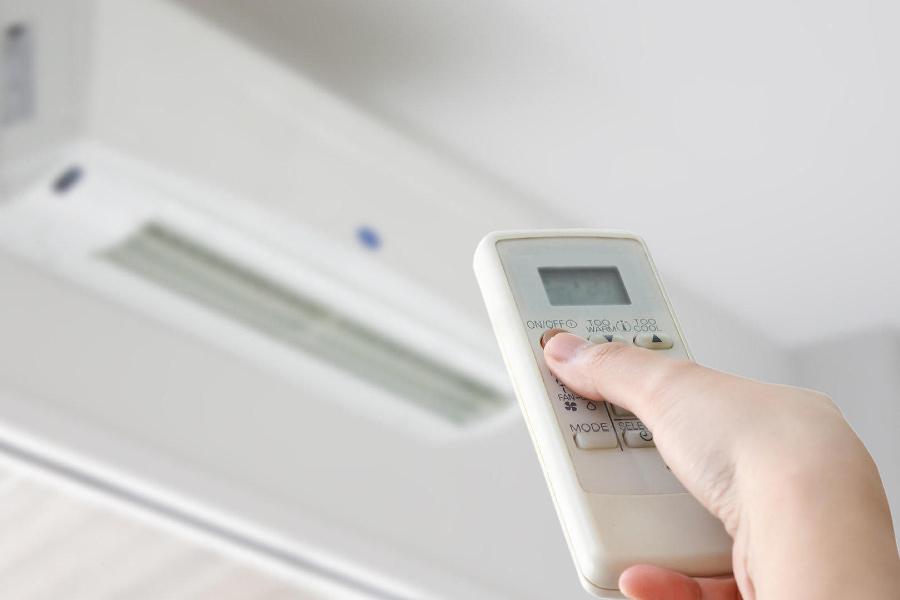máy lạnh nhiệt độ phù hợp với trẻ