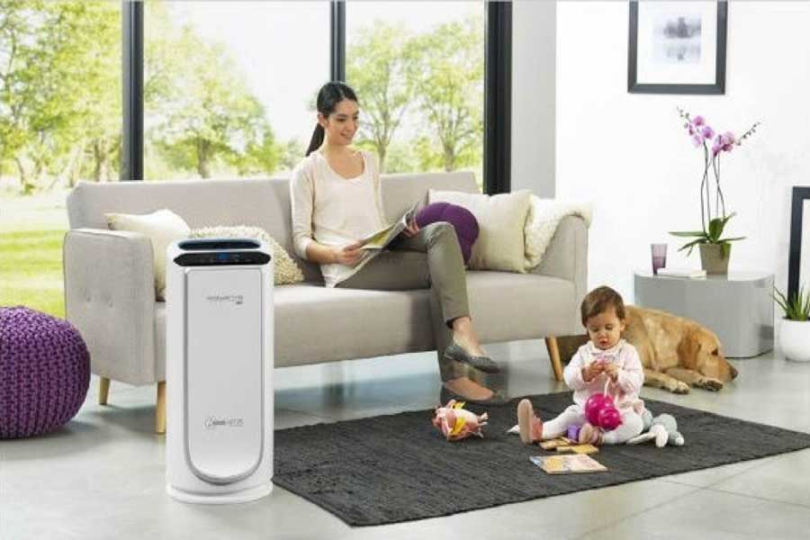 máy lọc không khí tạo độ ẩm