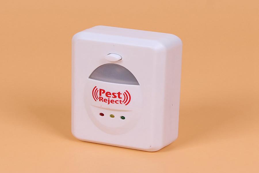 Sử dụng máy sóng âm là cách đuổi thằn lằn hiệu quả