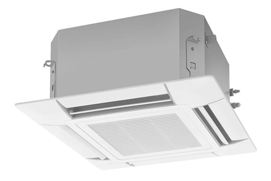 Vệ sinh dàn lạnh máy lạnh âm trần