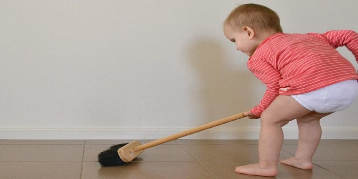Cách quét nhà