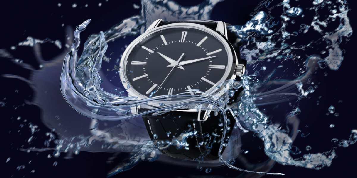 Cách vệ sinh đồng hồ đeo tay