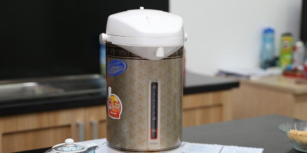 Cách sử dụng bình thuỷ điện hợp lý