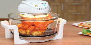 cách sử dụng lò nướng thủy tinh