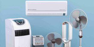 So sánh quạt điều hòa và máy lạnh
