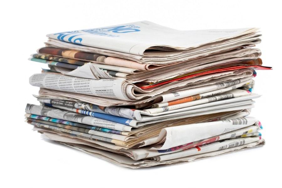 giấy báo cũ