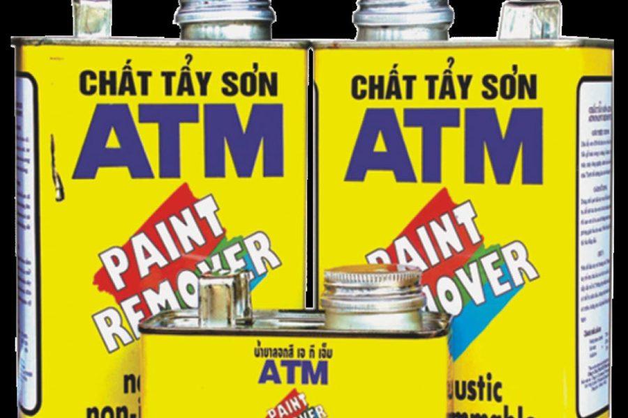 hóa chất tẩy sơn
