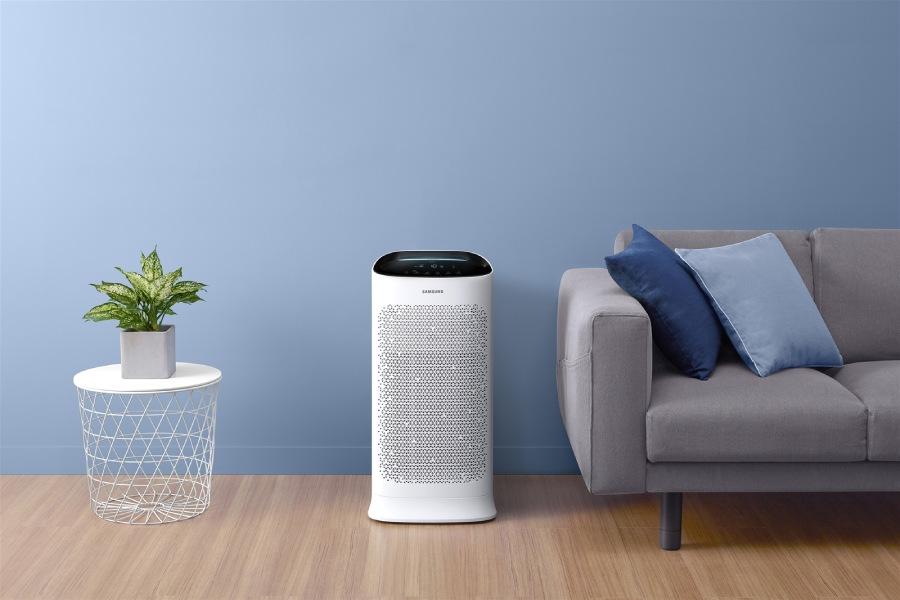 máy lọc không khí trong nhà