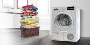 vệ sinh máy sấy quần áo