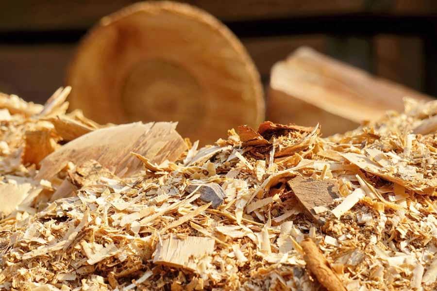Mùn cưa khắc phục bàn ghế gỗ bị nứt