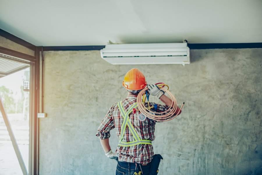 Quy trình lắp đặt ống thoát nước máy lạnh