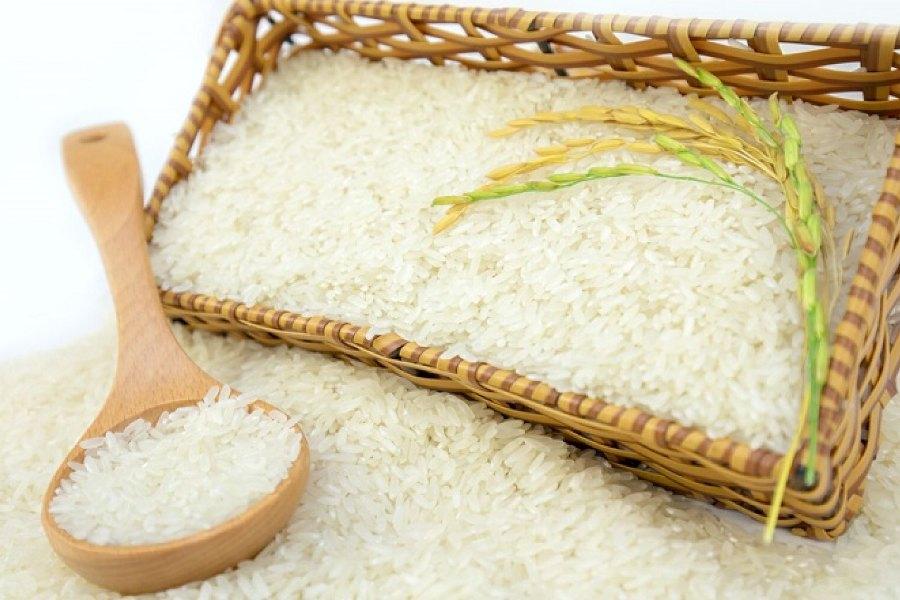 Gạo có thể giúp khử mùi và hút ẩm