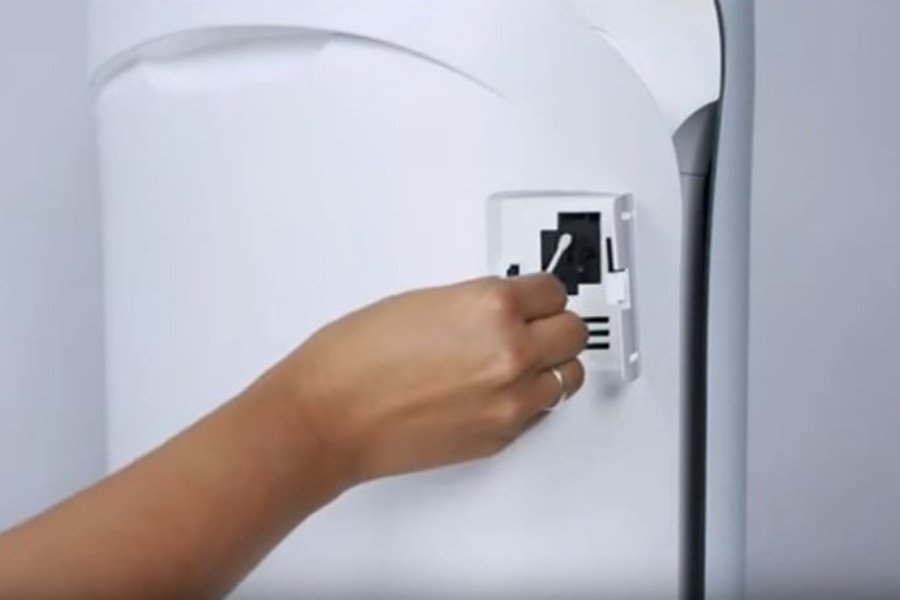vệ sinh cảm biến