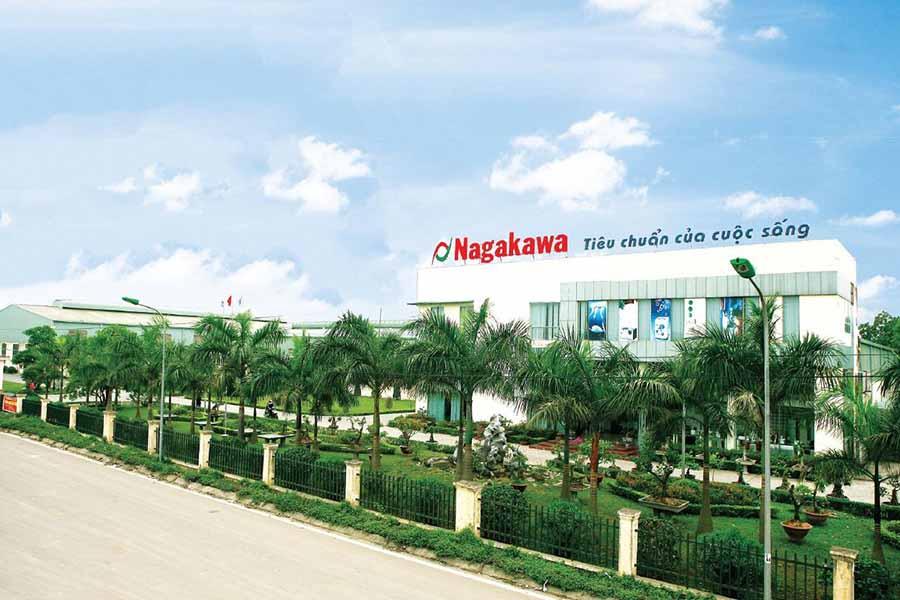 Tập đoàn Nagakawa tại Việt Nam